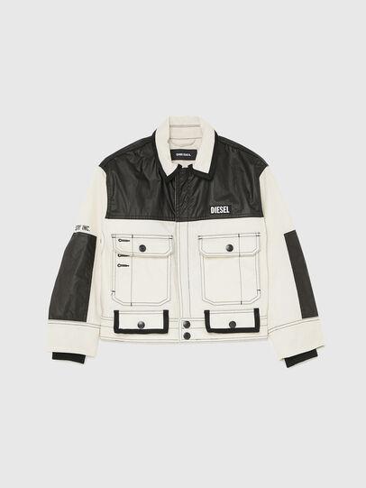 Diesel - JKENDY, White/Black - Jackets - Image 1