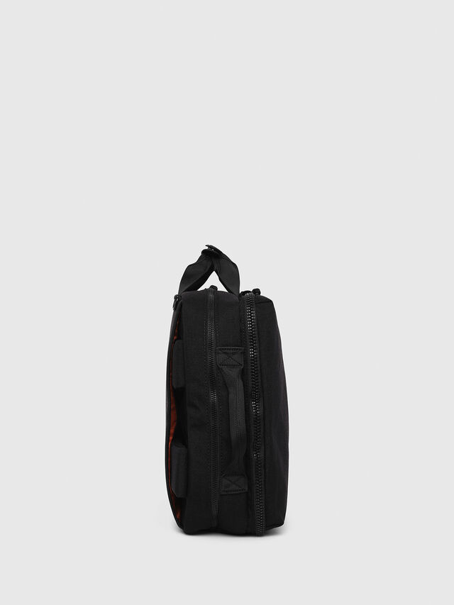 Diesel - F-URBHANITY BRIEFCAS, Black - Briefcases - Image 3