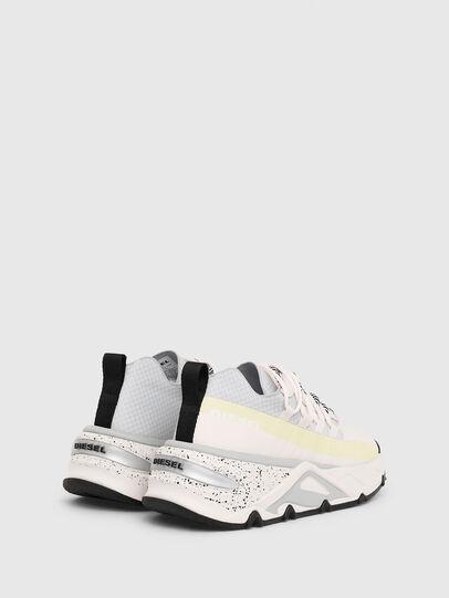 Diesel - S-HERBY SB, White/Grey - Sneakers - Image 3