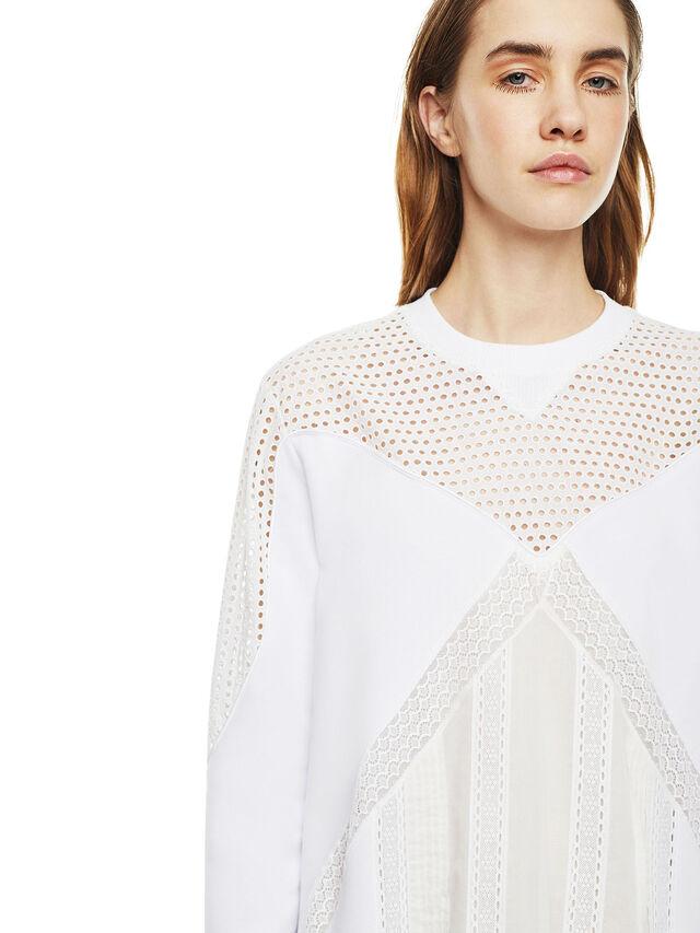 Diesel - DEMIX, White - Dresses - Image 5