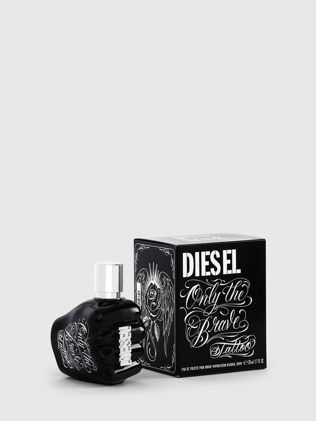 ONLY THE BRAVE TATTOO 50 ML, Black