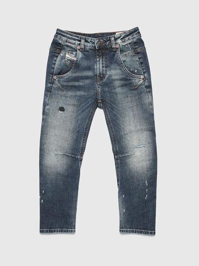 Diesel - FAYZA-J-N, Medium blue - Jeans - Image 1