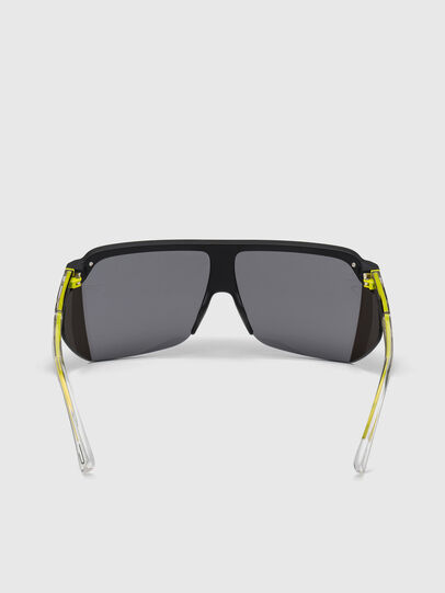 Diesel - DL0319, Black - Sunglasses - Image 4