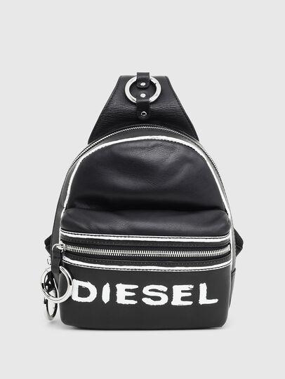 Diesel - ZANE', Black/White - Backpacks - Image 1