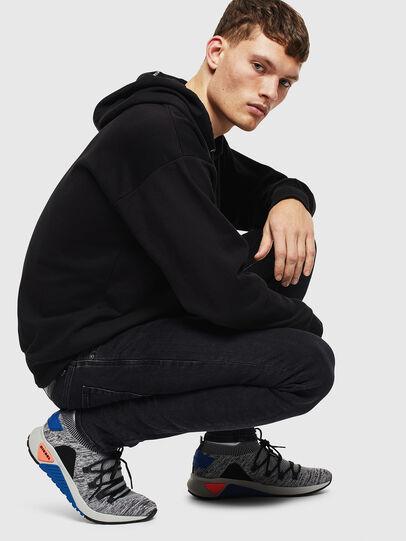 Diesel - S-KB ATHL LACE, Grey/Blue - Sneakers - Image 6