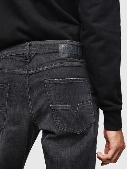 Diesel - Larkee-Beex 082AS, Black/Dark grey - Jeans - Image 4