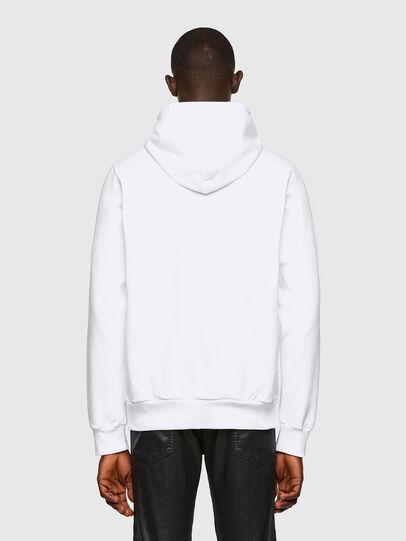 Diesel - S-GIRKEL-HOOD-A60, White - Sweaters - Image 2