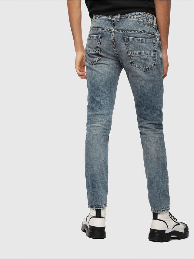 Diesel - Thommer 084UX, Light Blue - Jeans - Image 2