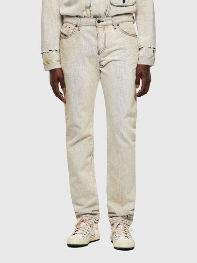 Diesel - D-Kras 09A53, White - Jeans - Image 1