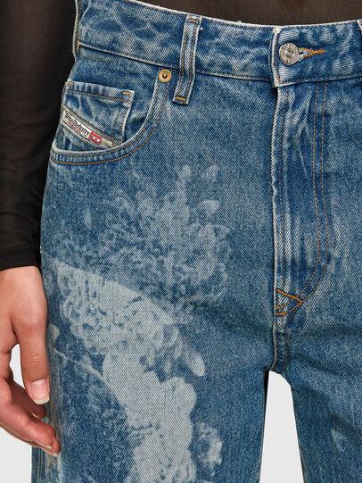 Diesel - D-Reggy 0079H, Medium blue - Jeans - Image 3