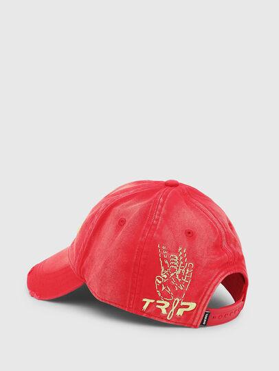 Diesel - COTRAI, Red - Caps - Image 2