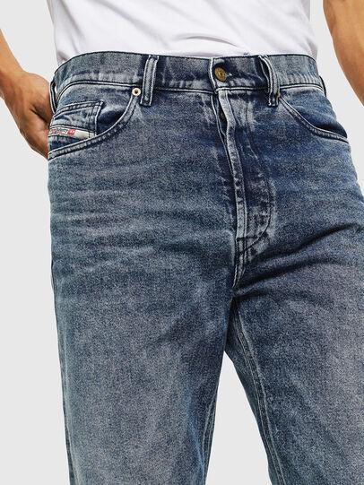 Diesel - D-Macs 0097G, Medium blue - Jeans - Image 4