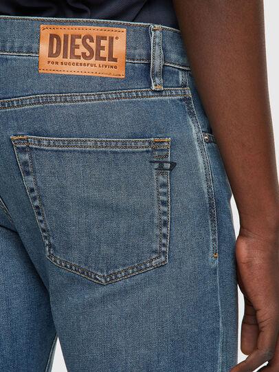 Diesel - D-Strukt 009EI, Medium blue - Jeans - Image 3