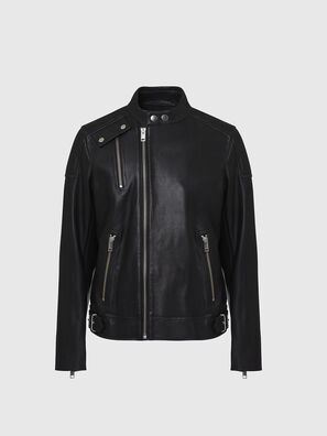L-CODY, Black - Leather jackets