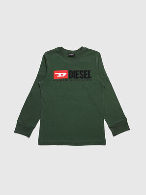 TJUSTDIVISION ML, Dark Green - T-shirts and Tops