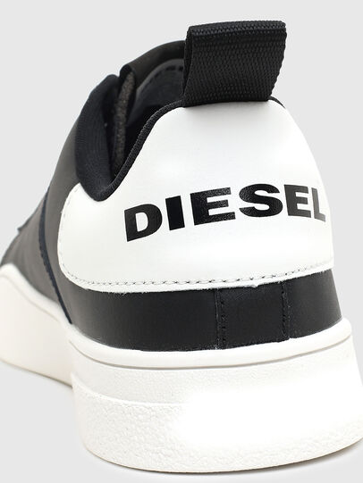 Diesel - S-CLEVER SO, Black/White - Sneakers - Image 5