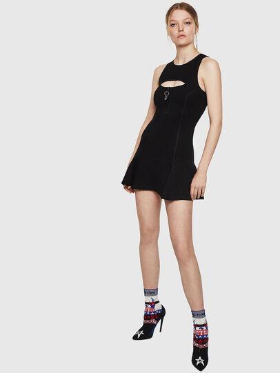 Diesel - D-HANI, Black - Dresses - Image 6