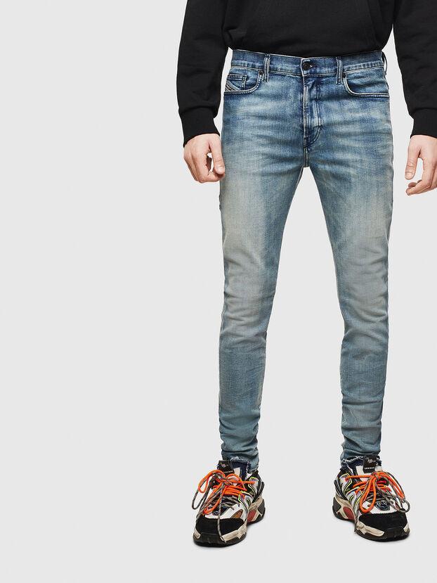 D-Amny 069LH, Medium blue - Jeans
