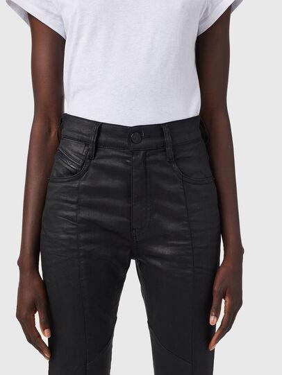 Diesel - D-Arcy JoggJeans® 069YI, Black/Dark grey - Jeans - Image 3