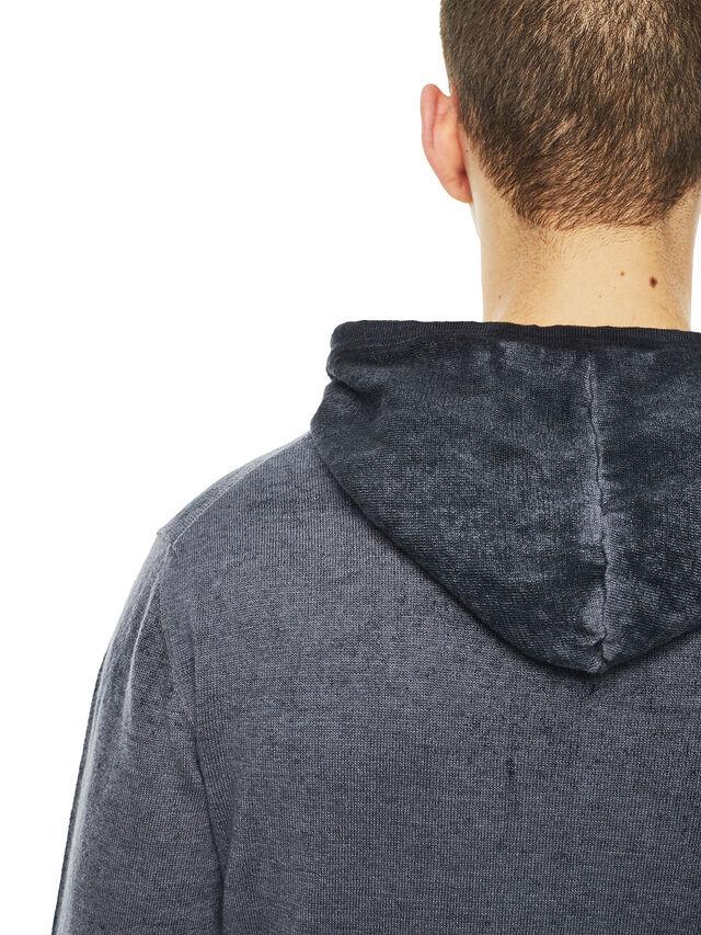 Diesel - KESULFY, Black/Grey - Knitwear - Image 4
