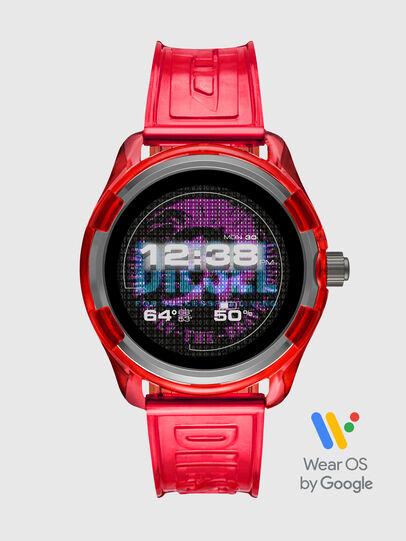 Diesel - DT2019, Red - Smartwatches - Image 1