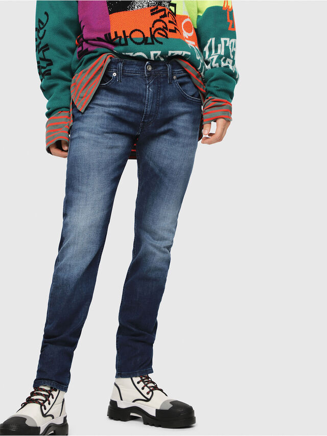 THOMMER 084MW, Blue Jeans
