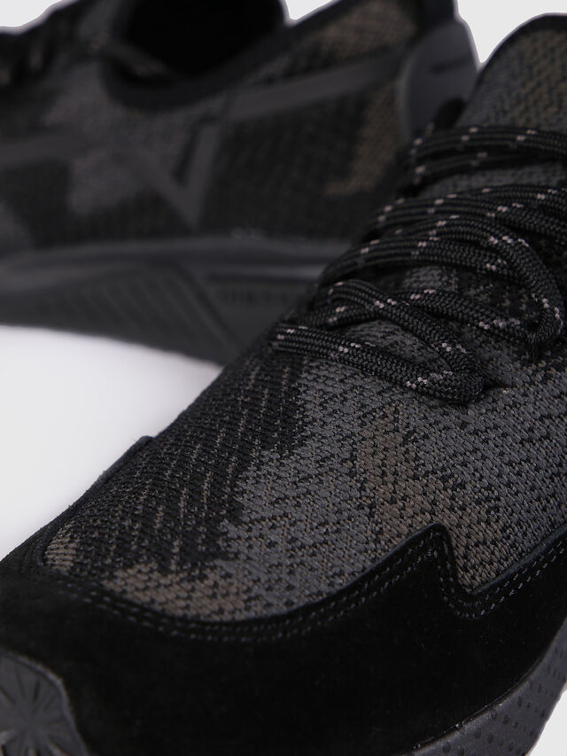 Diesel S-KBY, Black - Sneakers - Image 6