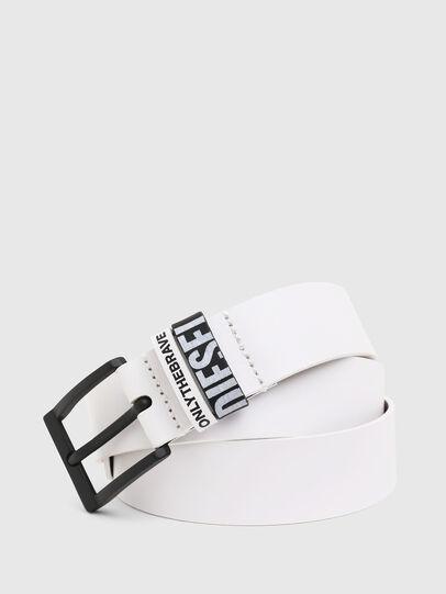 Diesel - B-ELEN, White - Belts - Image 2