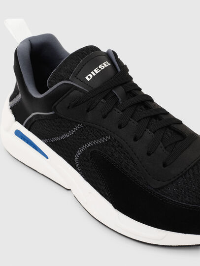 Diesel - S-SERENDIPITY LOW, Black - Sneakers - Image 4