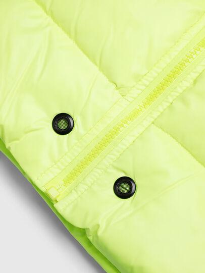 Diesel - JIAN, Yellow Fluo - Jackets - Image 3