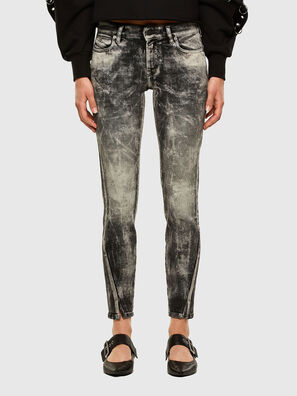 D-Jevel 009FG, Light Grey - Jeans