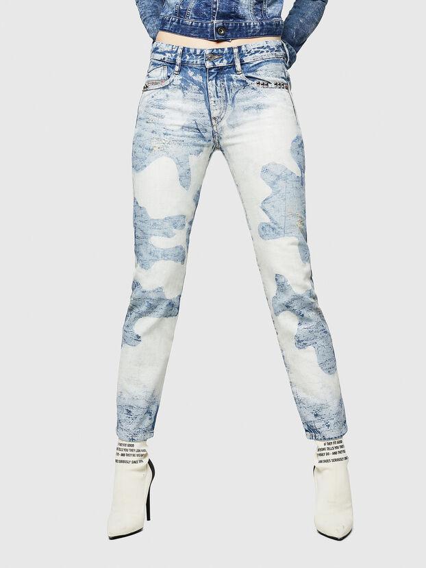 D-Rifty 0890P, Light Blue - Jeans