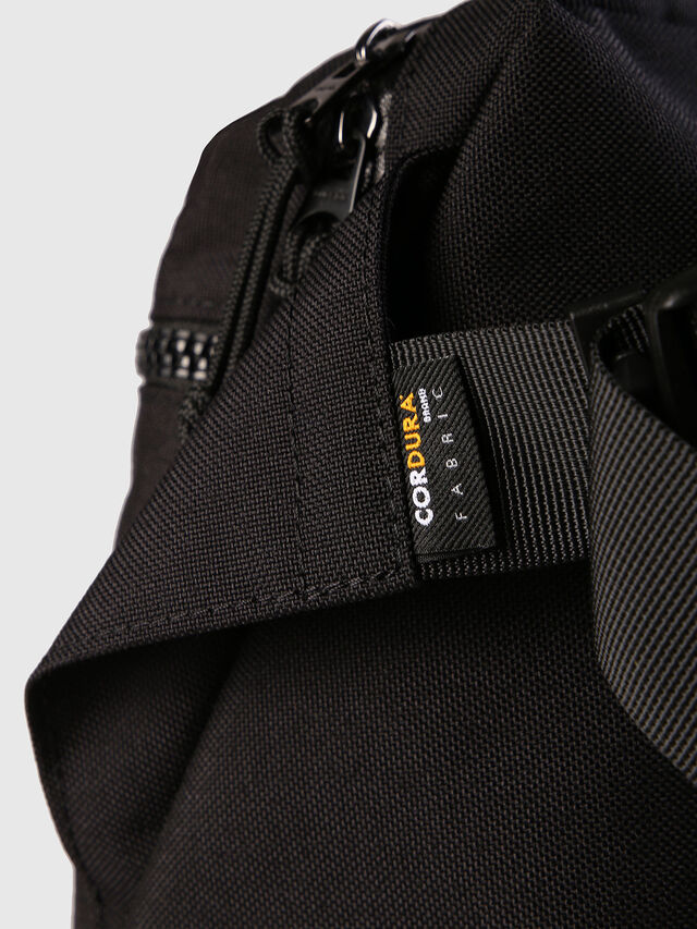 Diesel - F-URBHANITY CROSSBOD, Black - Backpacks - Image 6