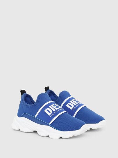 Diesel - S-SERENDIPITY SO LOW, Blue - Footwear - Image 2