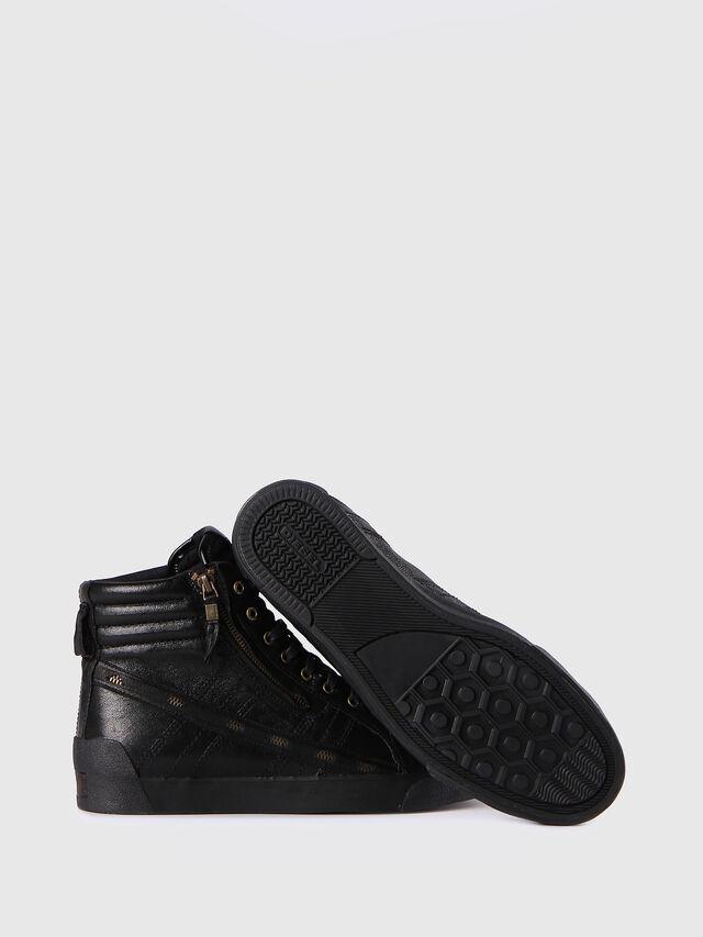 Diesel - D-STRING PLUS, Black - Sneakers - Image 4