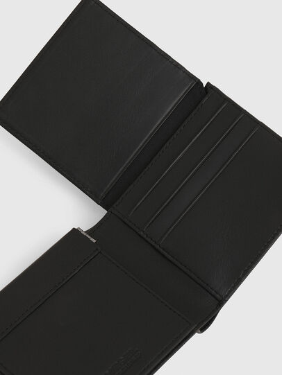 Diesel - HIRESH S MC, Black - Small Wallets - Image 4