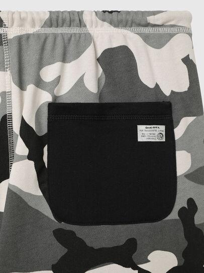 Diesel - UMLB-PETER, Grey/Black - Pants - Image 4