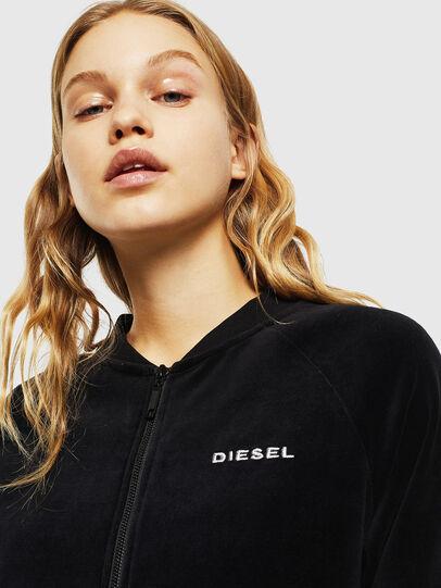 Diesel - UFLT-BONSHIN-Z, Black - Sweaters - Image 3