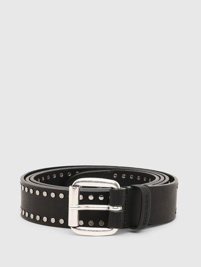 Diesel - B-LUGY, Black - Belts - Image 1