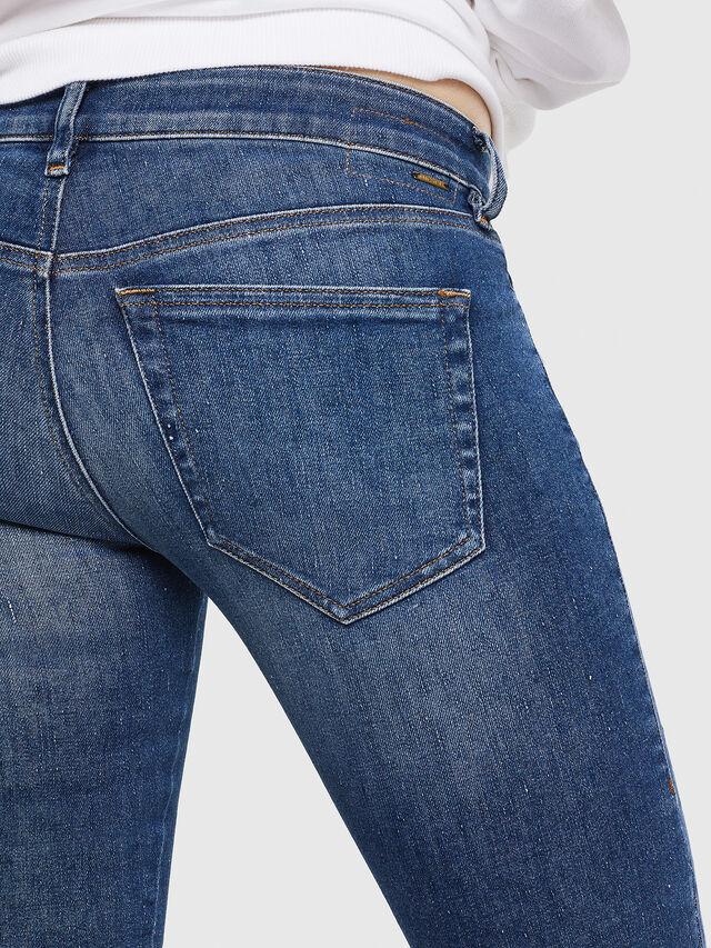 Diesel - Slandy Low 088AU, Medium blue - Jeans - Image 4