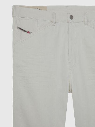 Diesel - D-Franky 009BZ, White - Jeans - Image 4