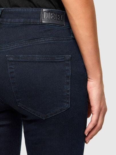 Diesel - Slandy 009PV, Dark Blue - Jeans - Image 4