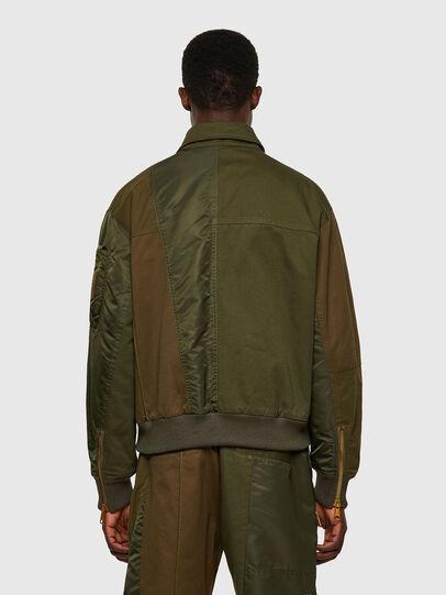 Diesel - J-BASTYAN, Olive Green - Jackets - Image 2