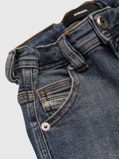 Diesel - PROOLYB-A-N, Medium blue - Shorts - Image 3
