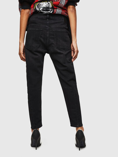 Diesel - Fayza 069BG, Black/Dark grey - Jeans - Image 2