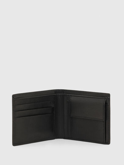 Diesel - HIRESH S, Black - Small Wallets - Image 3