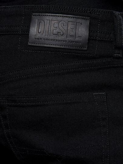 Diesel - Buster 0688H, Black/Dark grey - Jeans - Image 4