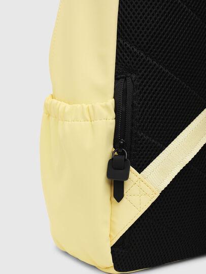 Diesel - F-BOLD BACK II, Light Yellow - Backpacks - Image 5