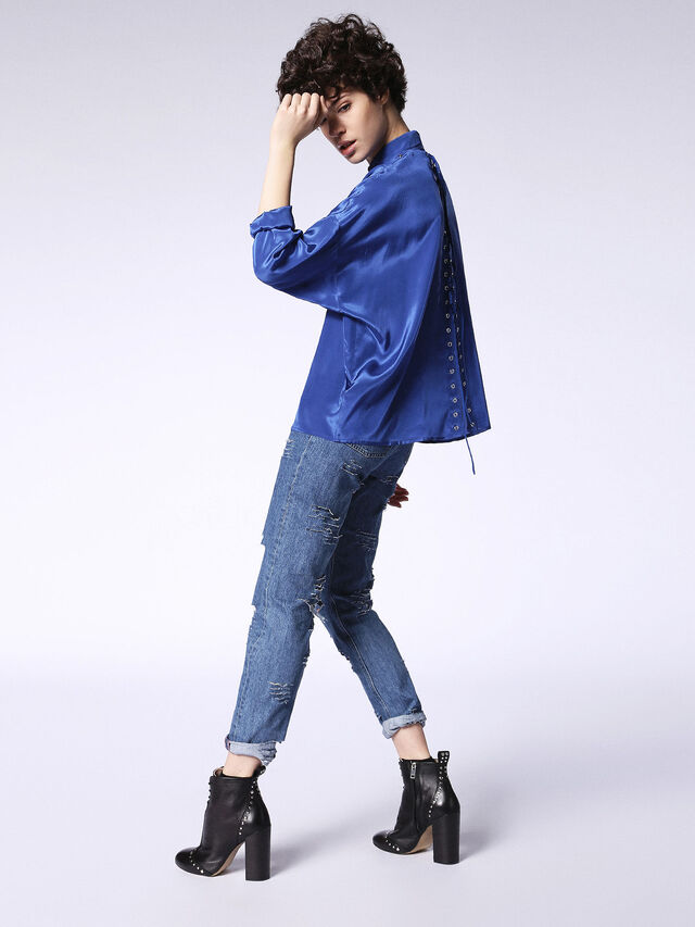 C-LURY, Brilliant Blue