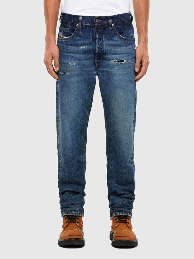 D-Macs 0079P, Dark Blue - Jeans